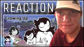 Things That Happened While I Grew Up Reaction
