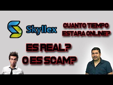 Skyllex - ¿SCAM o NO SCAM? Información y Análisis profundo. 2017