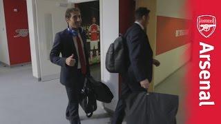 Arsenal v Tottenham | TunnelVision