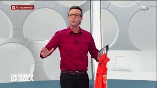 Neto comemora Paulista: Nem precisei tomar Rivotril ontem