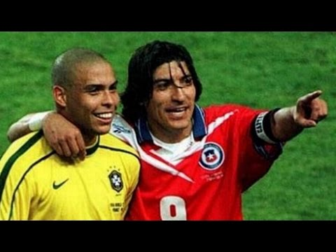 Brasil vs. Chile 4:1 ◄ 27.06.1998 ► World Cup 1998 (Eighth-Finale)  [HD]
