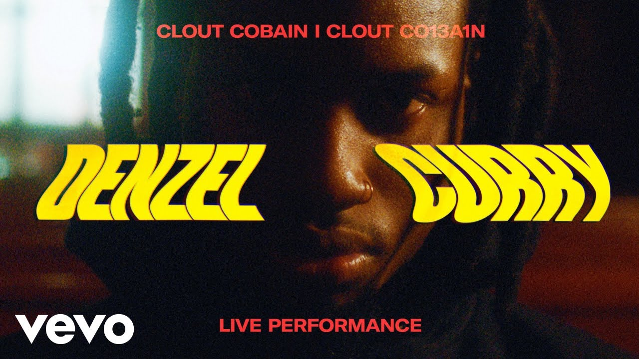 """Denzel Curry - CLOUT COBAIN I CLOUT CO13A1N"""" Live Performance 