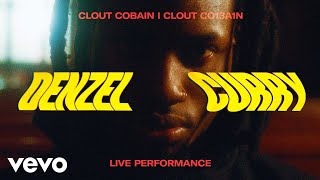 "Denzel Curry - CLOUT COBAIN I CLOUT CO13A1N"" Live Performance 