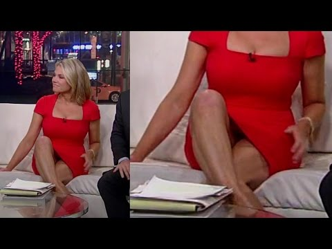 Heather Nauert - Multiple Leg Crosses/Possible Upskirts 1-21-16