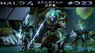 HALO 4: SPARTAN OPS | #023 - Memento Mori: Falsch | Let's Play Halo The Master Chief Collection