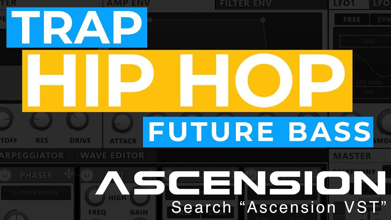 Trap. Hip Hop & Future Bass Sound Expansion