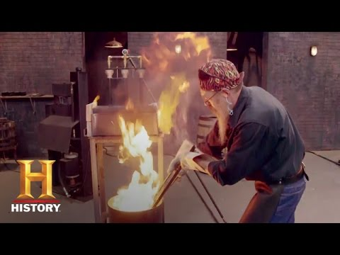 Forged in Fire: Season 3 Preview - New Episodes Start August 23 9/8c | History
