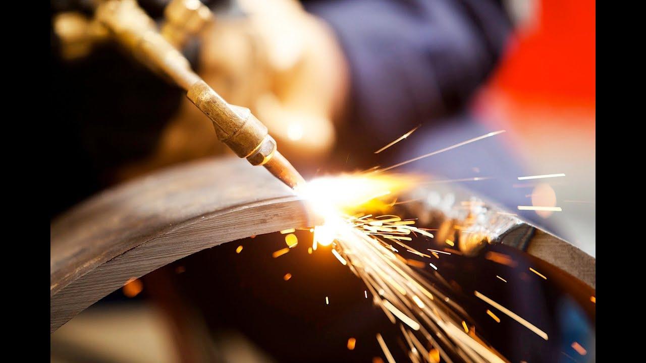Light metal fabrication/ Sheet metal work/ Welding/ Metal welding welding