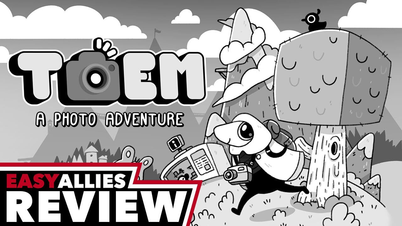 Toem - Easy Allies Review (Video Game Video Review)