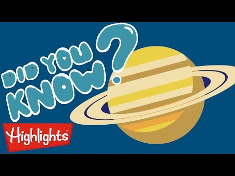 Did you know? OUTER SPACE �� | Highlights Kids | Full Episode | Winter Kids Videos