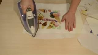 видео Как приклеить ткань к ткани в домашних условиях