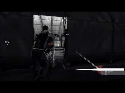 Splinter Cell Conviction Gameplay Trailer Creating_a_path_of_shadows