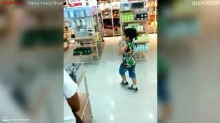 Super Cute Boy Dance Likey    Uchi Dizon
