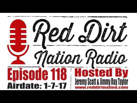 Red Dirt Nation Radio - Episode 118