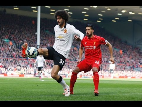 Marouane Fellaini - Resurrection - Amazing Skills, Tackles, Passes -  2016/ 2017