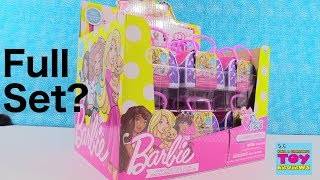 Barbie Loves Pets Series 2 Blind Bag Puppy Kitty Carriers Toy Review | PSToyReviews