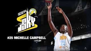 Michelle Campbell 2013 Season Highlights