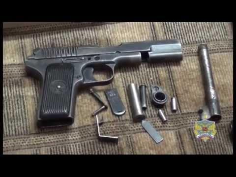 В Подмосковье задержан бывший зек, хранивший в гараже оружие и боеприпасы