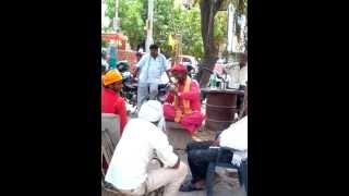 India on Street - Snake Charmers(Sapera) in India & Their Music