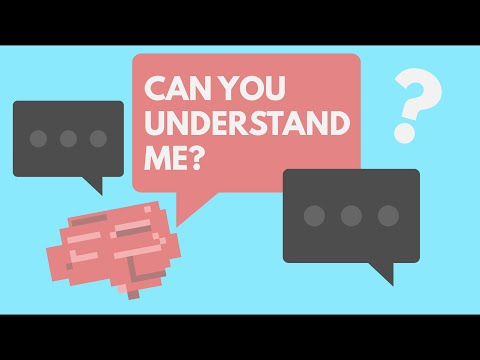 Why Do You Understand Language?