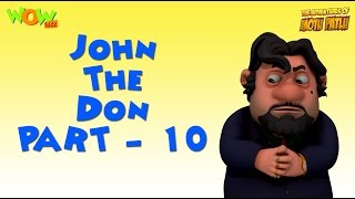 John The Don Compilation - Motu Patlu Compilation -Part 10 - As seen on Nickelodeon