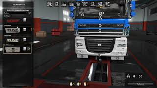 "[""ETS2"", ""Euro Truck Simulator 2"", ""DAF XF105 Skin""]"