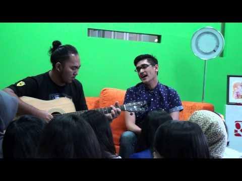 Afgan - Pesan Cinta (acoustic live performance)