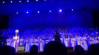 """Sollentuna Musikklasser Lucia- och julkonsert 2014 """"Staffan Stalledräng (ira)"""""""