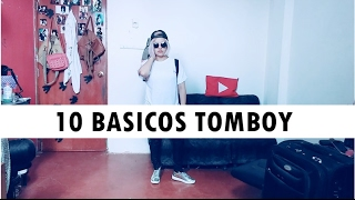 10 BASICOS DE TODA TOMBOY || MAR PRESTON