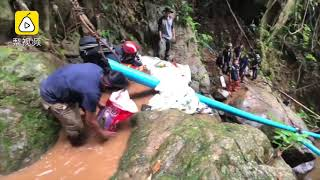 The water Team on Thai Cave Rescue