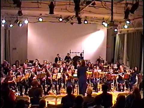 Manhattan Wind Ensemble - December 13th, 2011 - 05 George Washington Bridge