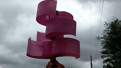 Introducing Harmony a brand new Vertical Axis Wind Turbine