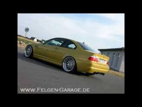 Bmw E46 German Style