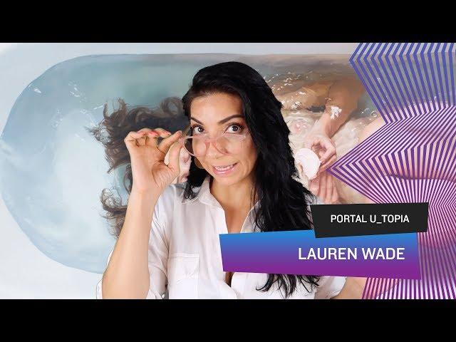Portal U_topia - Lauren Wade, photoshop em pinturas famosas