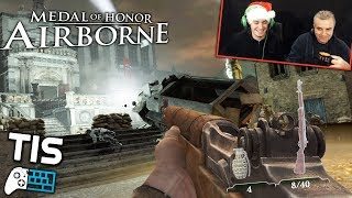 Με τον Μπαμπά TechItSerious στο Medal of Honor Airborne!