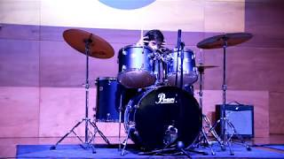 Nothing But Thieves - Live Like Animals (Monteleone Bruno Cover Drums)