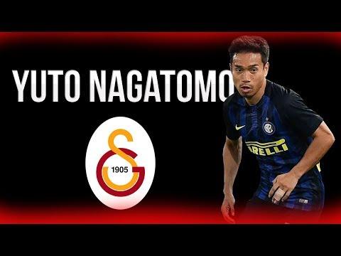 Yuto Nagatomo | Welcome to Galatasaray ? | Skills , Assists and Goals | HD