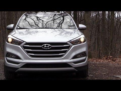 2018 Hyundai Tucson: Review