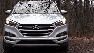2018 Hyundai Tucson: Review