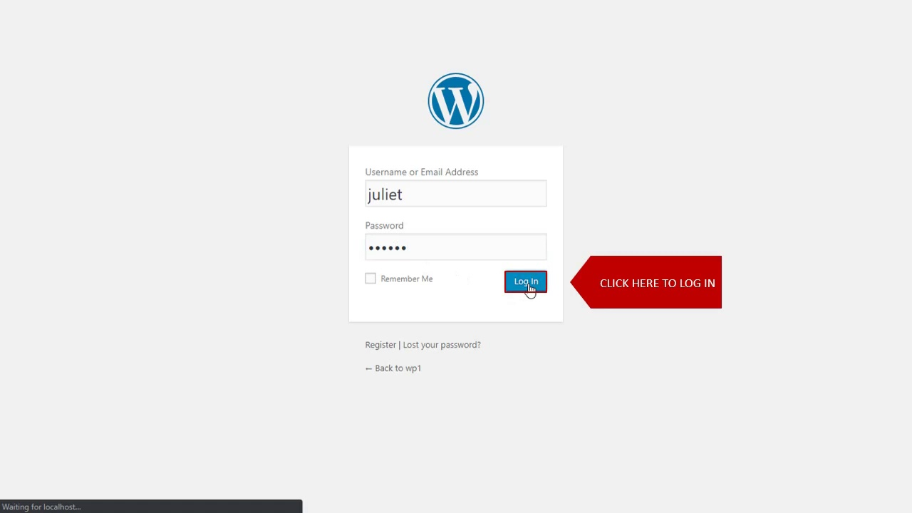 wordpress how to export import single page