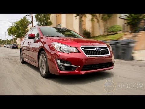 2016 Subaru Impreza - Review and Road Test