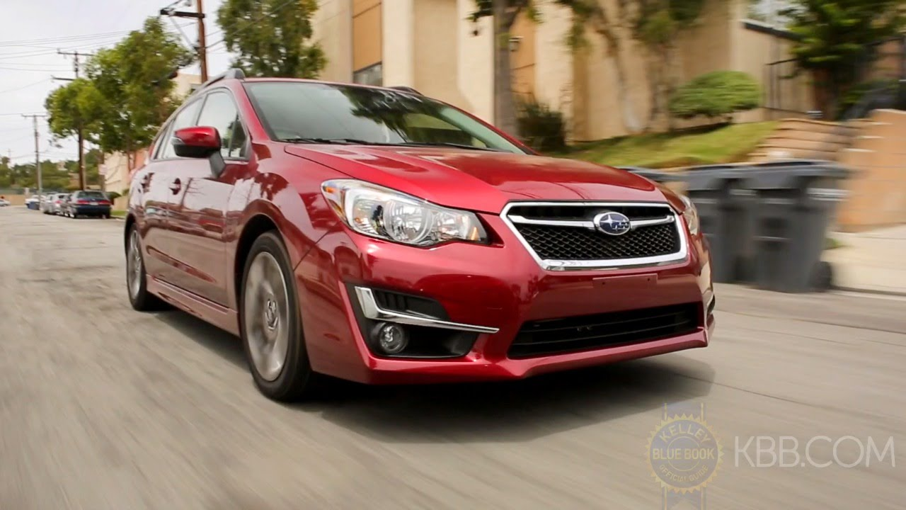 2016 subaru impreza review and road test youtube. Black Bedroom Furniture Sets. Home Design Ideas