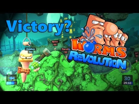 We've Got Worms (Revolution [2/2]) |