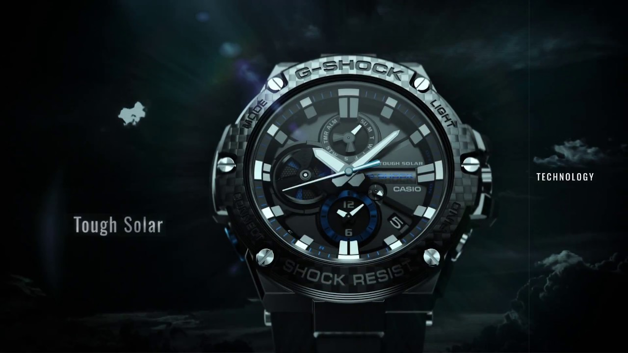 e981e765a9 G-SHOCK G-STEEL Carbon