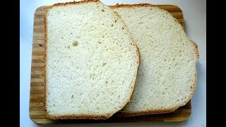 РЕЦЕПТЫ хлеба в ХЛЕБОПЕЧКЕ/ 5 самых простых рецептов
