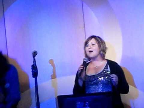 Lindy sings Disney Karaoke!