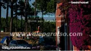 Camping Vale Paraíso Nazaré Campismo Chalets Bungalows Teepees