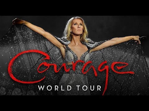 Celine Dion Special Program - I'm Alive - Ashes -  My Heart Will Go On 100% Live (April 3, 2019)