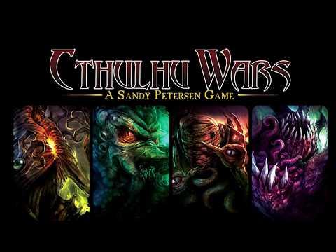 Cthulhu Wars by Petersen Games