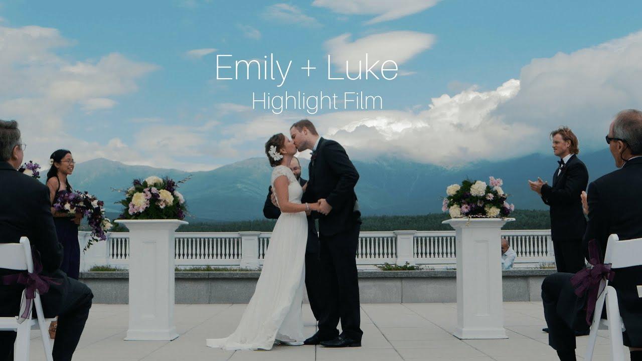 Omni Mount Washington Resort Wedding Emily Luke Mountain Highlights